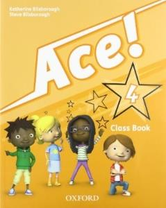 Ace 4 cb & songs cd pack -