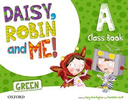 4 YEARS - DAISY ROBIN & ME A GREEN (PACK)