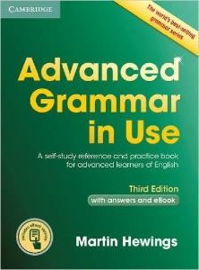 Advanced Grammar in use ALUM+KEY