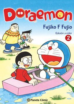 Doraemon Color Nº02/06