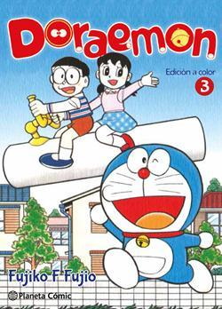 Doraemon Color Nº03/06